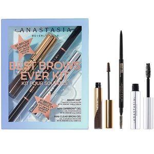 Anastasia Beverly Hills Makeup - ANASTASIA BEVERLY HILLS BEST BROWS EVER KIT